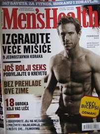 Mans Health časopisi