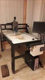 CNC mašina za 3D obradu  1500x1000