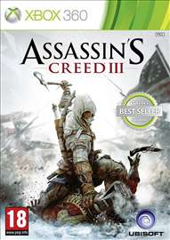 Assassin's Creed 3 za Xbox 360