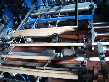 Mašina za automatsko otsecanje papirnih hilzni