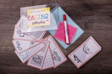 Edukativna igračka- priprema za početno pisanje
