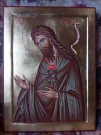 Ikona Sv. Jovana Krstitelja
