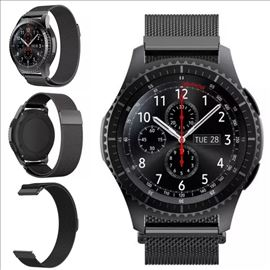 Narukvice za samsung gear S3, galaxy watch, Huawei