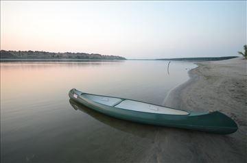 A Plast 470 kanu