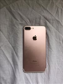 Prodajem iPhone 7+ , 128GB, roze