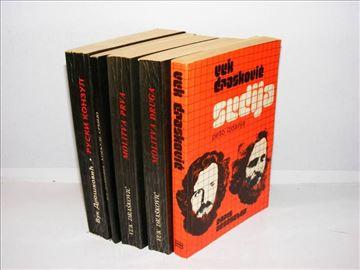Vuk Drašković pet knjiga