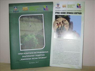 Zemunski lesni profil i ptice les. profila Beograd
