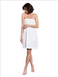 Kilt / ogrtač za saunu - ženski / proizvodnja