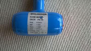 Novo Klinger ventil za grejanje