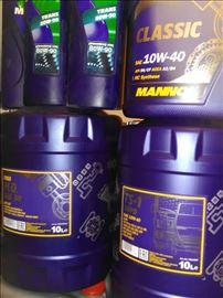 Ulja za hidrauliku, menjače, motore, antifriz
