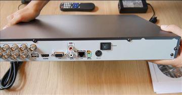 DS-7208HQHI-K2 8 Kanalni video tonski snimač Hikvi