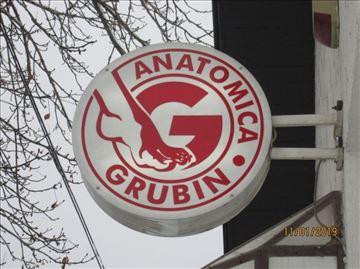 Reklama za obuću Grubin