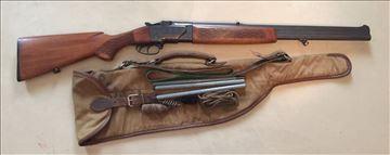 Lovačka puška - Cehoslovacko Brno 7x57R - 16