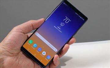 Samsung Galaxy Note 9 novo i povoljno