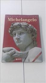 Michelangelo, engleski, veliki format, ilustrovano