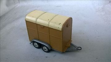 Corgi Rice-pony trailer, 8,5cm. Gt.Britain