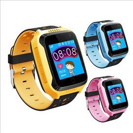 Pametan sat za decu- Chigu Q528 kamera-GPS lokator