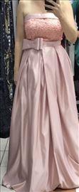 Prelepa povoljna haljina