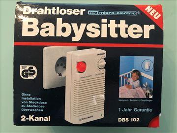 Alarm za bebe, uvoz Svajcarska