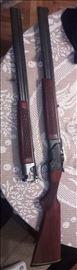 Lovačka puška - Brno ZH321 - komb.sa rezer.cevi