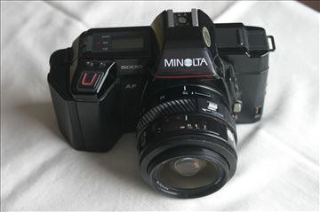 Minolta AF 5000 i AF zoom 35-70mm f:4 Macro
