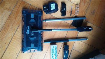 Baterijski rasklopivi usisivač