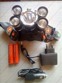 Čeona lampa sa 5 dioda