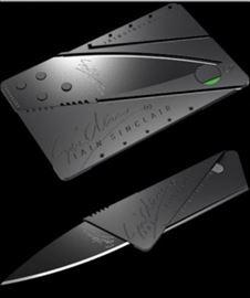 Nož-kreditna kartica