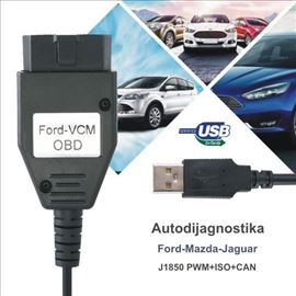 Ford VCM OBD autodijagnostika