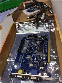 GV600 pci kartica za video nadzor
