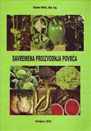 Knjiga, Savremena proizvodnja povrća, sniženoy