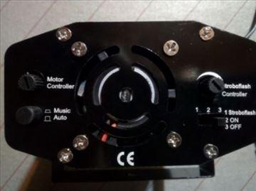 Mini laser disco (1.500 dinara)