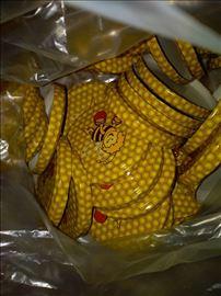 Poklopci za tegle(pčelica) 50 kom