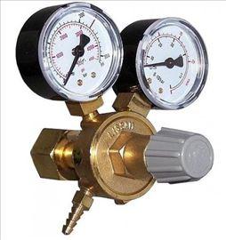 Regulator pritiska CO2, Argon