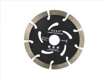 Dijamantska rezna ploča 125mm za sečenje betona