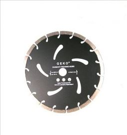 Dijamantska rezna ploča 230mm za sečenje betona