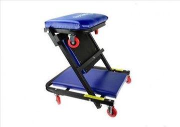 Mehaničarska ležaljka / stolica 2 u 1