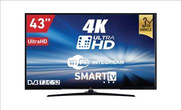 VOX 43DSW293V 4K Ultra HD SMART TV