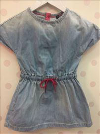 Beneton teksas haljina