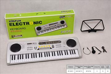 Sintisajzer klavijatura BF-830D