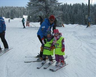 Škola skijanja - Kopaonik