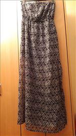 H&M top haljina