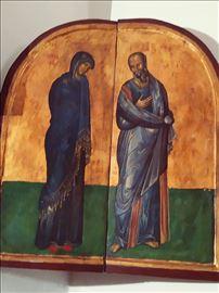 Ikona Bogorodice i sv. Josifa