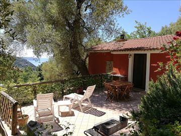 Italija, kuća za odmor u Kampaniji, Pisciotta