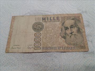 1000 lira