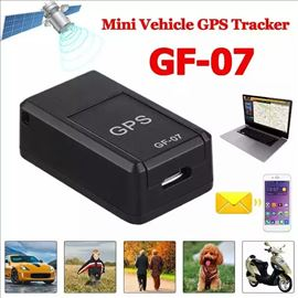 GPS traker GF07 Magnet GPS GSM lokator za sve