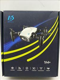 Dron helikopter kvadrokopter kamera novo-dron kvad