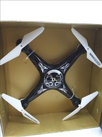 Dron helikopter kvadrokopter novo-dron kvadrokopte