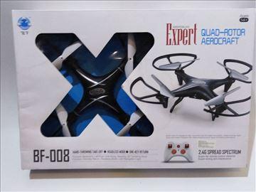 Dron kvadrokopter BF-008 - novo
