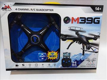 Dron kvadrokopter M39G - novo